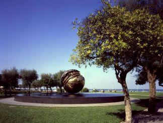 Grande di Pomodoro Sphere, Pesaro