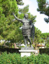 Statue of Caesar Octavian Augustus, Fano