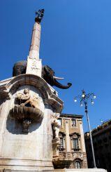 Elephant Fountain, Catania