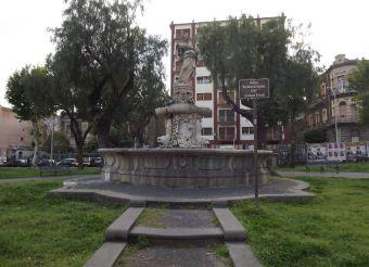 Fountain of Ceres, Catania