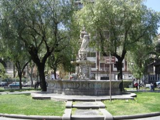 Fountain of Ceres, Catania