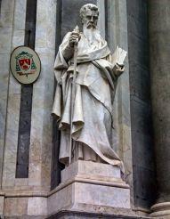 Statue of Saint Paul, Catania