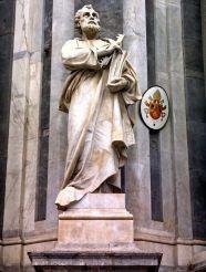 Статуя Святого Петра, Катания