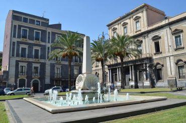 Fountain of the Conchigli, Catania