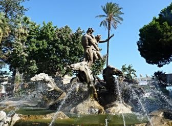 Fountain of Proserpine, Catania