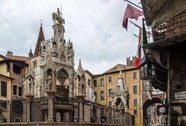 Scaliger Tombs, Verona