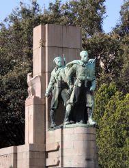 Памятник павшим в Первой мировой войне, Мессина
