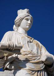 Статуя, представляющая город, Мессина