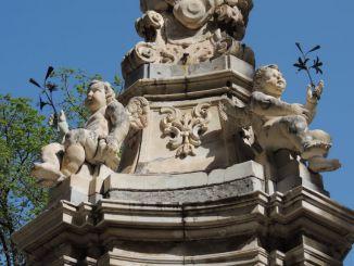 Статуя Непорочного Зачатия, Мессина