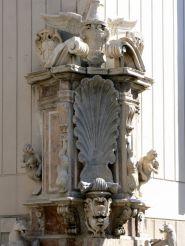 Четыре фонтана, Мессина