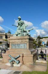 Памятник павшим батареи Масотто, Мессина