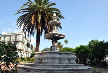Pigna Fountain, Messina
