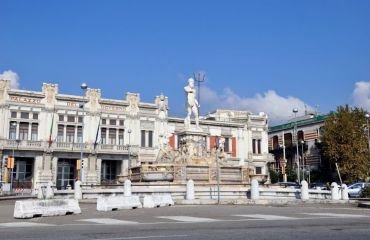 Neptune Fountain, Messina