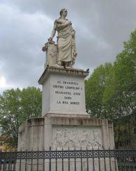 Статуя Леопольда II, Пиза