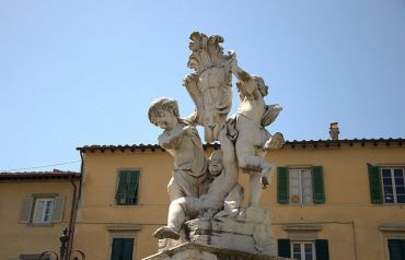 Fountain of Putti, Pisa