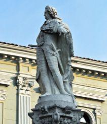 Statue of Charles VI, Trieste