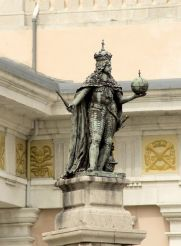 Statue of Leopold I of Habsburg, Trieste