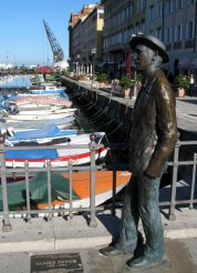 Statue of James Joyce, Trieste