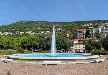 Barcola Fountain, Trieste