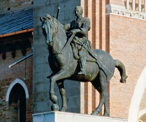 Statue of Gattamelata, Padua