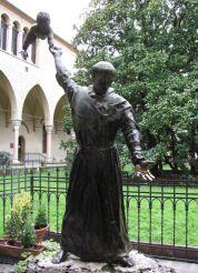 Statue in the Basilica, Padua