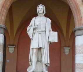 Statue of Giotto, Padua