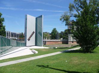 "Monument ""Memory and Light"", Padua"