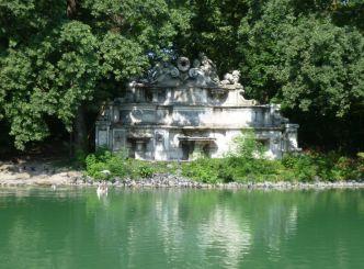 Fountain of Trianon, Parma