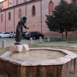 Фонтан святого Франциска, Модена