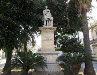 Monument Federico Genoese, Reggio Calabria