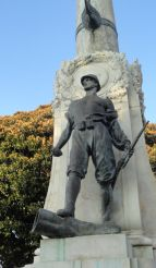 Monument to the Fallen of All Wars, Reggio Calabria