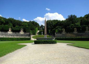 Amphitheatre of the Boboli Gardens, Florence