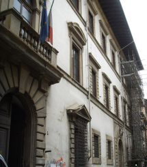 Rinuccini Theatre, Florence