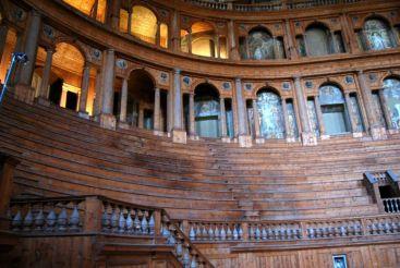 Farnese Theatre, Parma