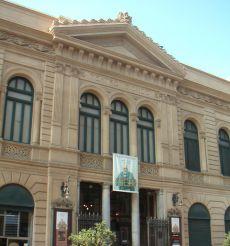 Biondo Theater, Palermo