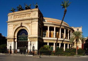 Garibaldi Theater, Palermo