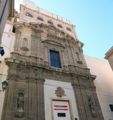 Nuovo Montevergini Theater, Palermo
