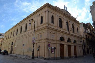Santa Cecilia Theater, Palermo