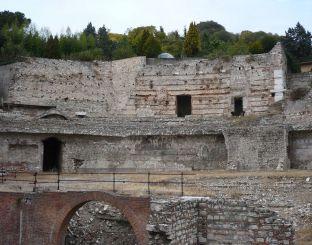 Romano Theater, Brescia