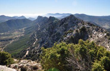 Mountain Monte su Nercone, Urzulei