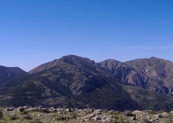 Mountain Monte Linas, Medio Campidano