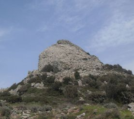 Mountain Monte Entu, Santu Lussurgiu