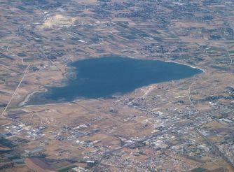 Lake Simbirizzi, Cagliari