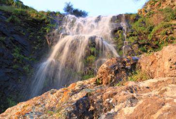 Waterfall Istrampu Su Riu e su Dottore, Badde 'Orca