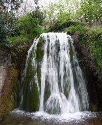 Водопад Сан-Валентино, Садали