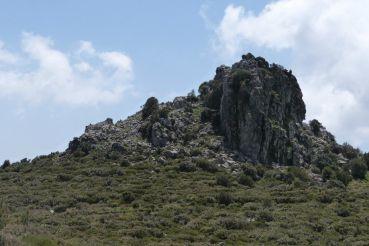 Monte Petrosu, Santu Lussurgiu