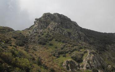 Rocca sa Tiria, Cuglieri