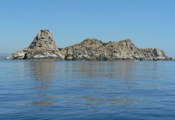 Serpentara Island