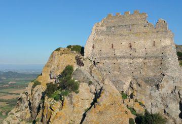 Castle of Acquafredda, Siliqua