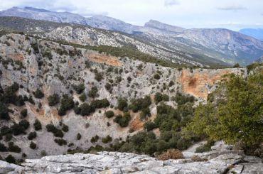 Sinkhole Su Suercone, Orgosolo